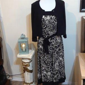 Beautiful 2Piece Perceptions Petite Dress